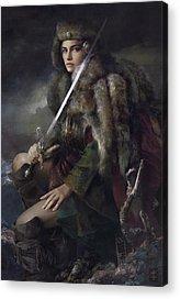 Warrioress Acrylic Prints