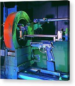 Beretta Acrylic Prints