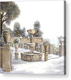 Four Seasons Acrylic Prints
