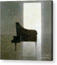 Grand Piano Acrylic Prints