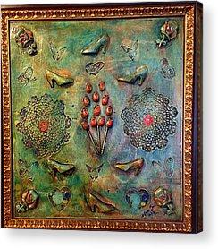 Alfredo Garcia Acrylic Prints
