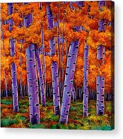Trees Acrylic Prints
