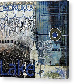 Raw Umber Acrylic Prints