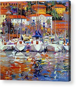 South Dock Acrylic Prints