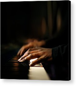 Pianos Acrylic Prints