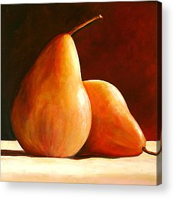Pear Acrylic Prints