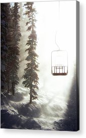 Blizzard Acrylic Prints