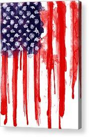 American Acrylic Prints