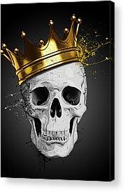 Skull Acrylic Prints