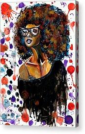 Abstract Acrylic Prints