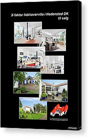 Hedensted Acrylic Prints