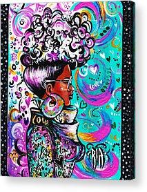 Artist Acrylic Prints