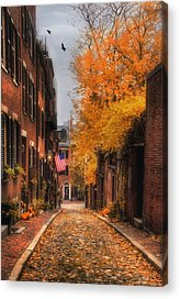 Autumn Scenes Acrylic Prints
