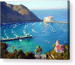 Catalina Acrylic Prints