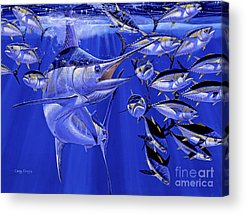 Swordfish Acrylic Prints