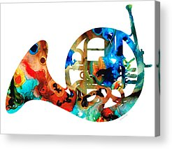Classical Music Acrylic Prints