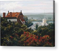 Key West Acrylic Prints