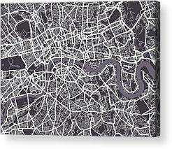 London Acrylic Prints