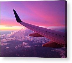 Boeing 737 Photographs Acrylic Prints
