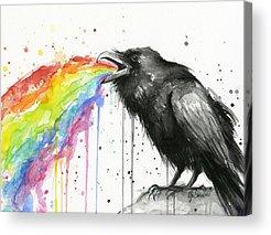 Skittles Acrylic Prints