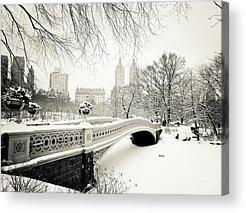 Winter Acrylic Prints