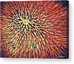 Restructuring Ideas Acrylic Prints
