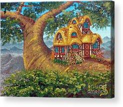 Sandru Acrylic Prints