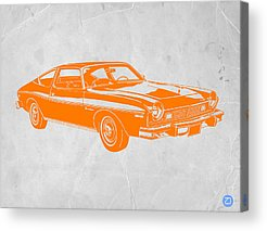 Muscle Car Acrylic Prints