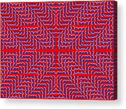 Tangy Digital Art Acrylic Prints