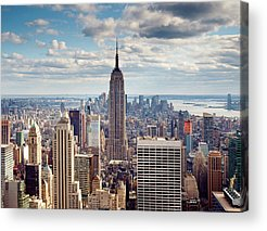 Offices Acrylic Prints