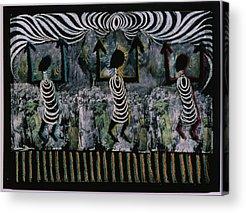 Nsbidi Acrylic Prints