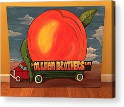 Brother Acrylic Prints