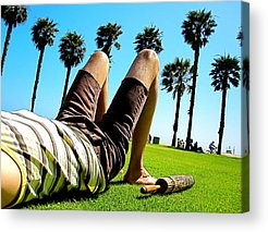 Venice Beach Acrylic Prints