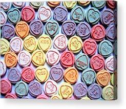 Candy Acrylic Prints