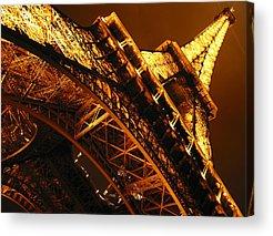 Eiffel Acrylic Prints