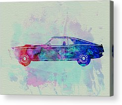 Ford Automobiles Acrylic Prints