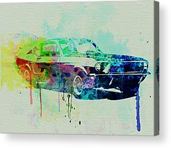 Ford Acrylic Prints