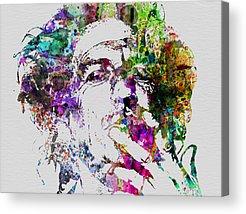 Keith Richards Paintings Acrylic Prints