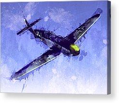 Luftwaffe Acrylic Prints