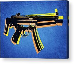 Weapons Acrylic Prints