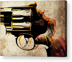 Bullet Acrylic Prints