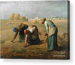 Gleaners Acrylic Prints