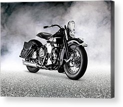 Knucklehead Acrylic Prints