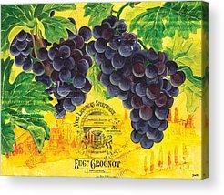 Grape Acrylic Prints