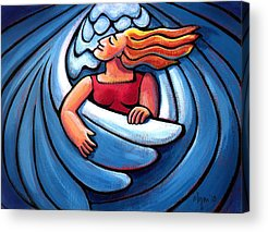 Divine Love Acrylic Prints