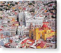 Guanajuato Acrylic Prints