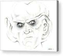 Ferengi Acrylic Prints