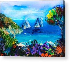 Isola Acrylic Prints