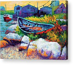 Sailors Acrylic Prints