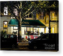 Kampinsky Hotel Paintings Acrylic Prints